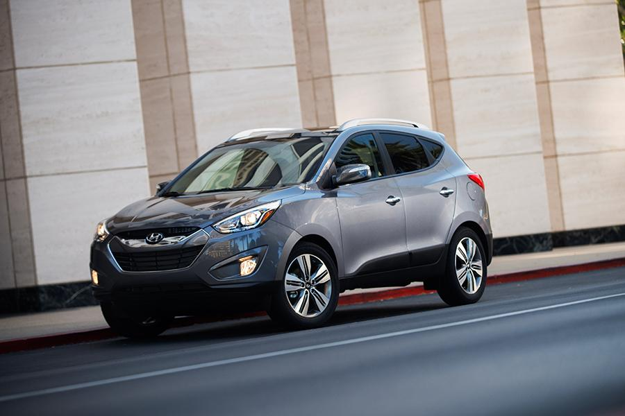 2014 Hyundai Tucson Photo 2 of 33