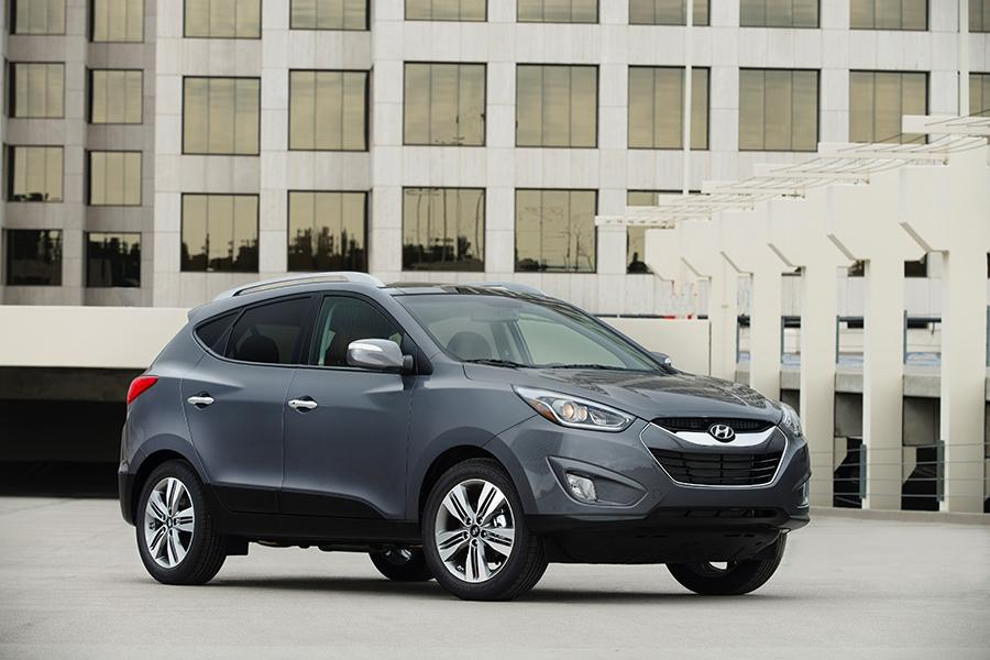 2014 Hyundai Tucson Photo 5 of 33