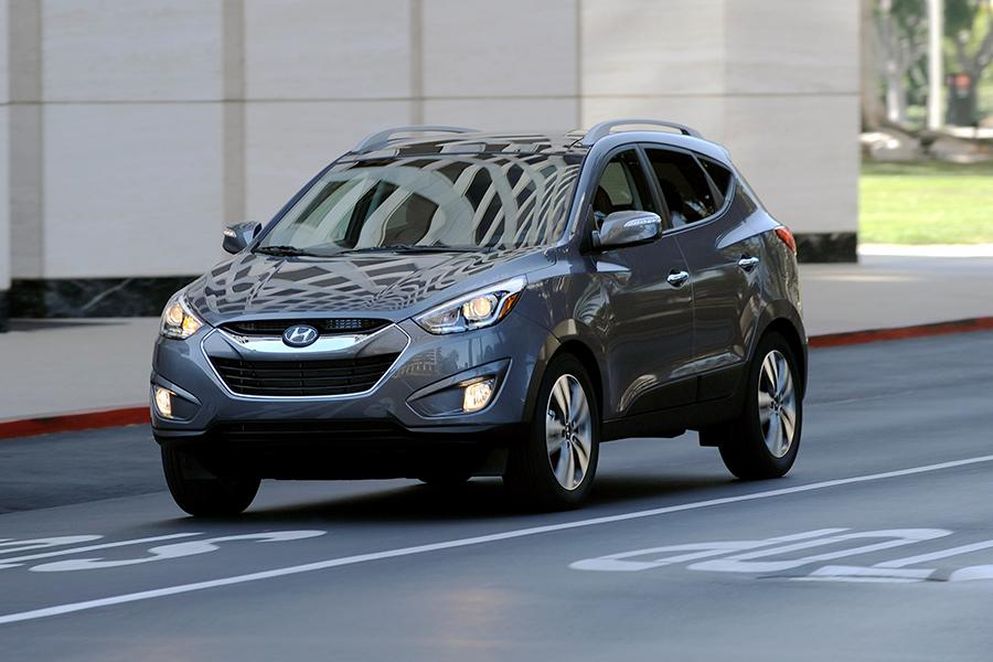 2014 Hyundai Tucson Photo 1 of 33