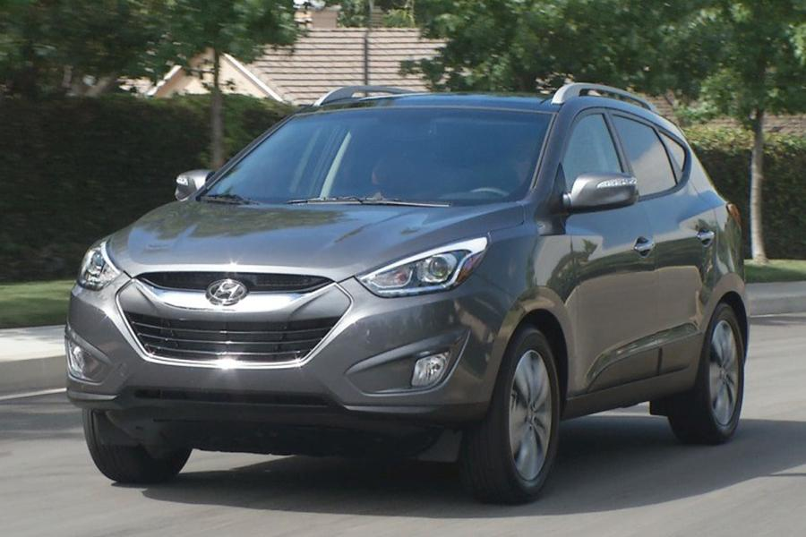 2014 Hyundai Tucson Specs Pictures Trims Colors Cars Com