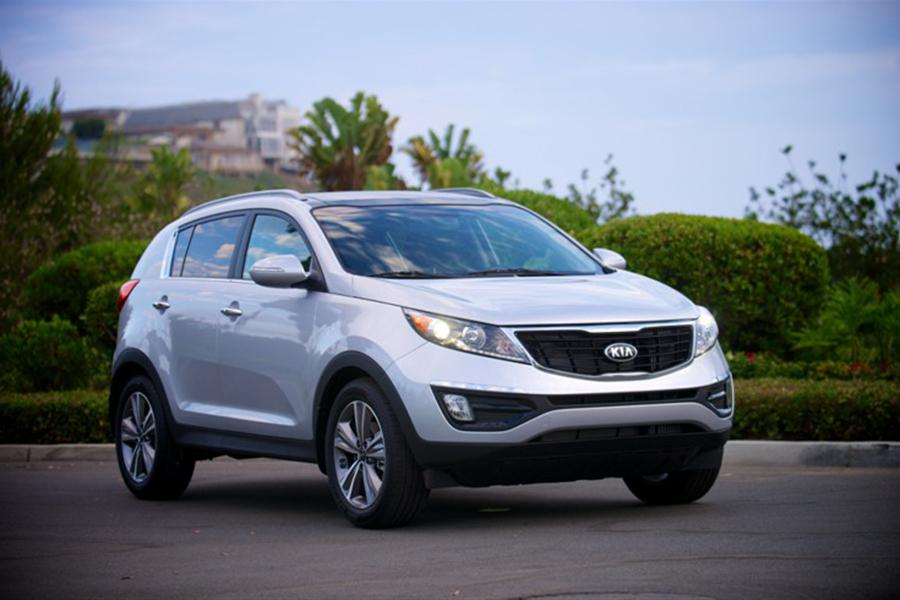 2014 Kia Sportage Photo 2 of 13