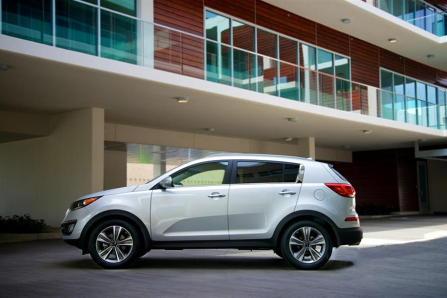 2014 Kia Sportage Photo 5 of 13