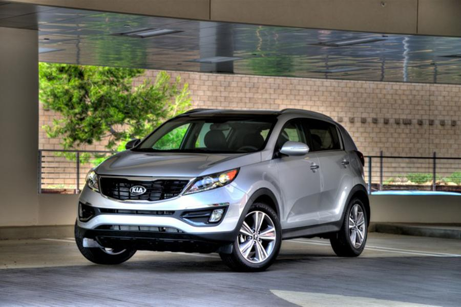 2014 Kia Sportage Photo 1 of 13