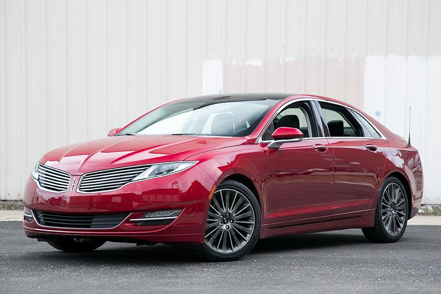 2014 Lincoln MKZ Photo 1 of 27