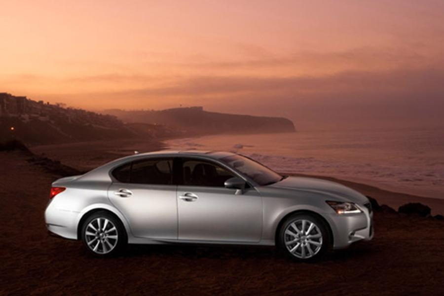 2014 Lexus GS 350 Photo 4 of 38