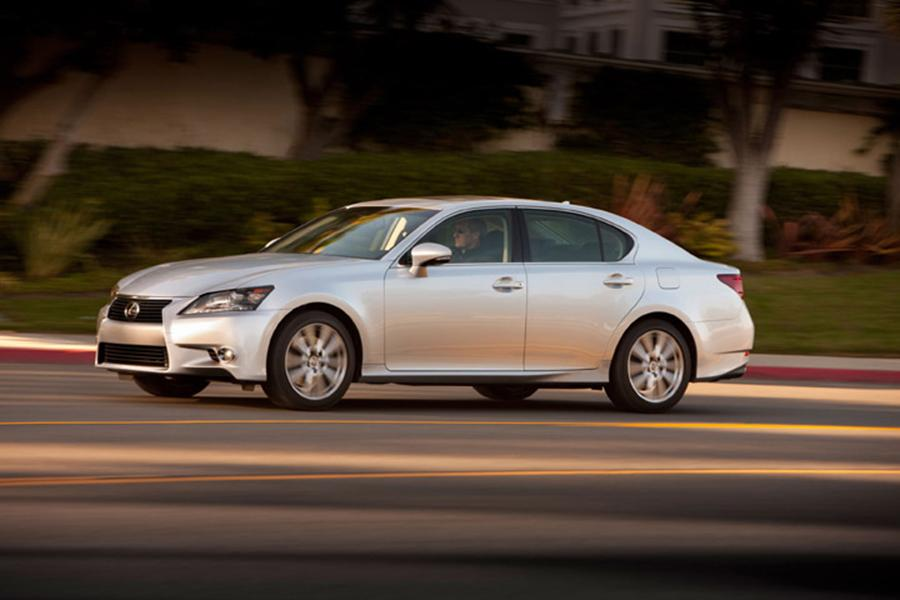2014 Lexus GS 350 Photo 3 of 38