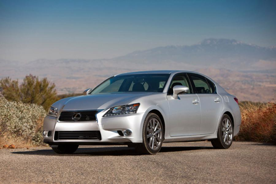 2014 Lexus GS 350 Overview  Carscom