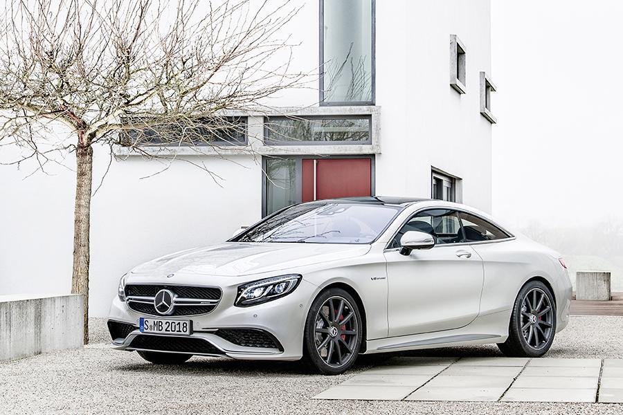 2014 Mercedes-Benz S-Class Photo 1 of 23
