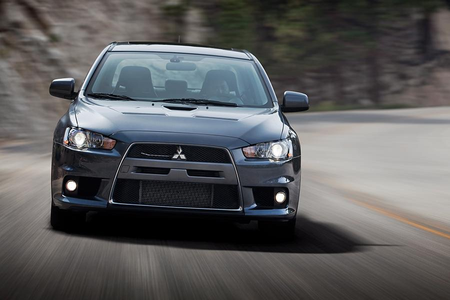 20 - Mitsubishi Evolution 2014