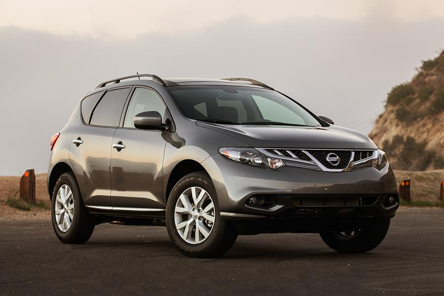 2014 Nissan Murano Photo 5 of 26