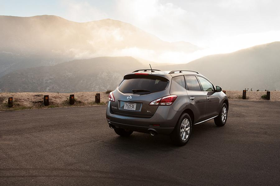2014 Nissan Murano Photo 3 of 26