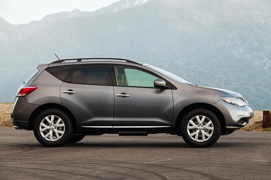 2014 Nissan Murano Overview | Cars.com