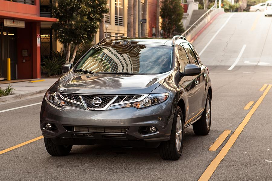 2014 Nissan Murano Reviews Specs And Prices Cars Com