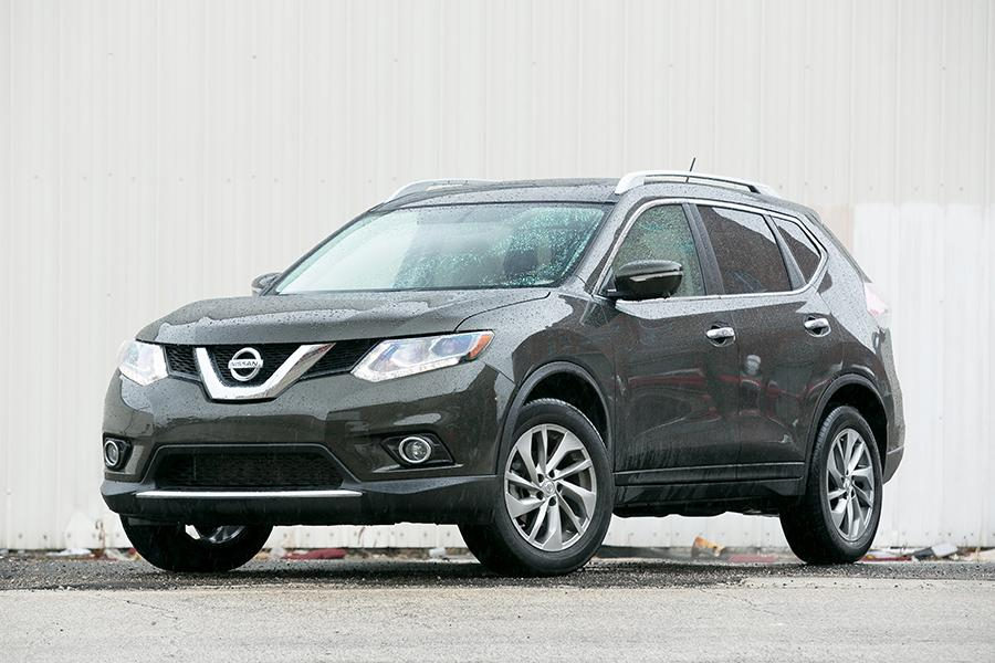 2014 Nissan Rogue Photo 1 of 37