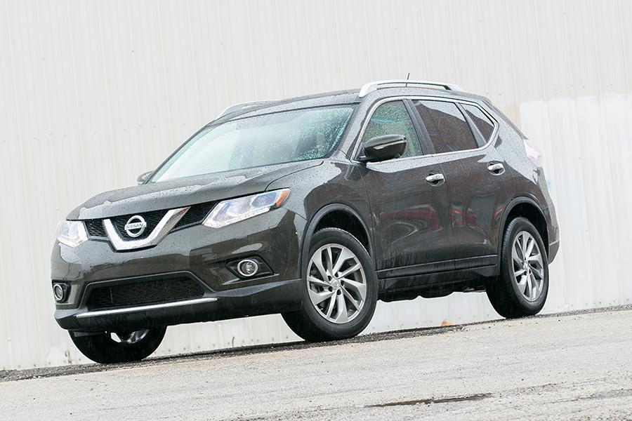 2014 Nissan Rogue Overview | Cars.com