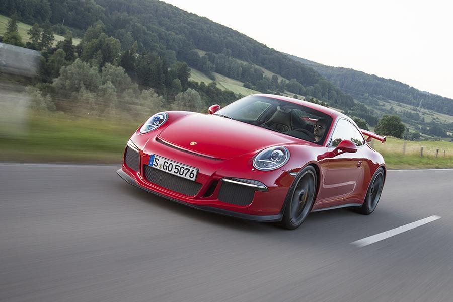 2014 Porsche 911 Photo 5 of 29