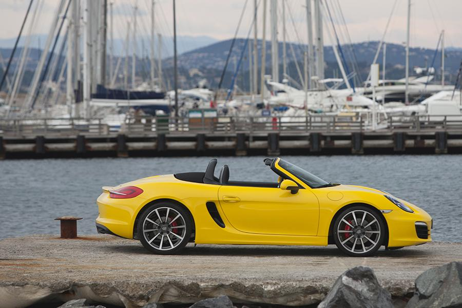 2014 Porsche Boxster Photo 4 of 23