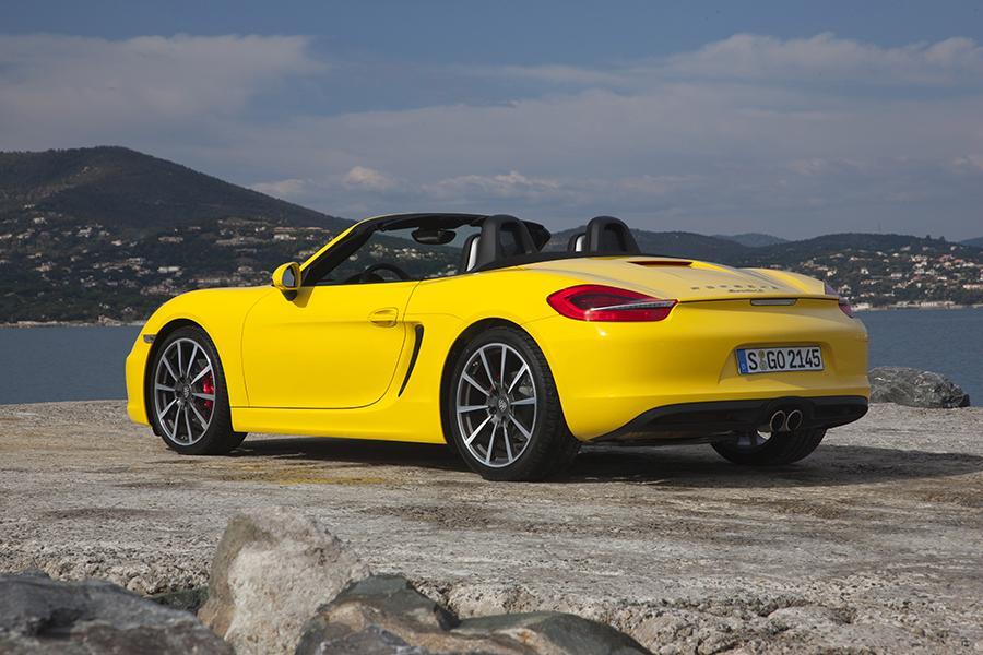 2014 Porsche Boxster Reviews Specs And Prices Cars Com