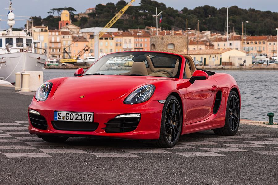 2014 Porsche Boxster Photo 1 of 23
