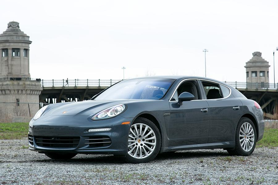 2014 Porsche Panamera Photo 1 of 23