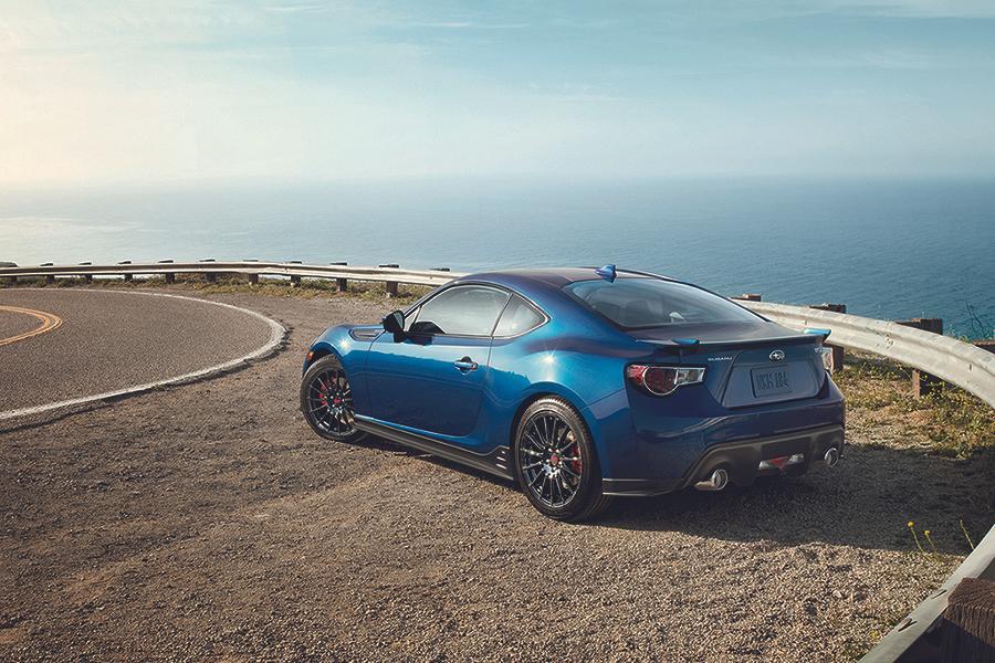 2014 Subaru BRZ Photo 1 of 11