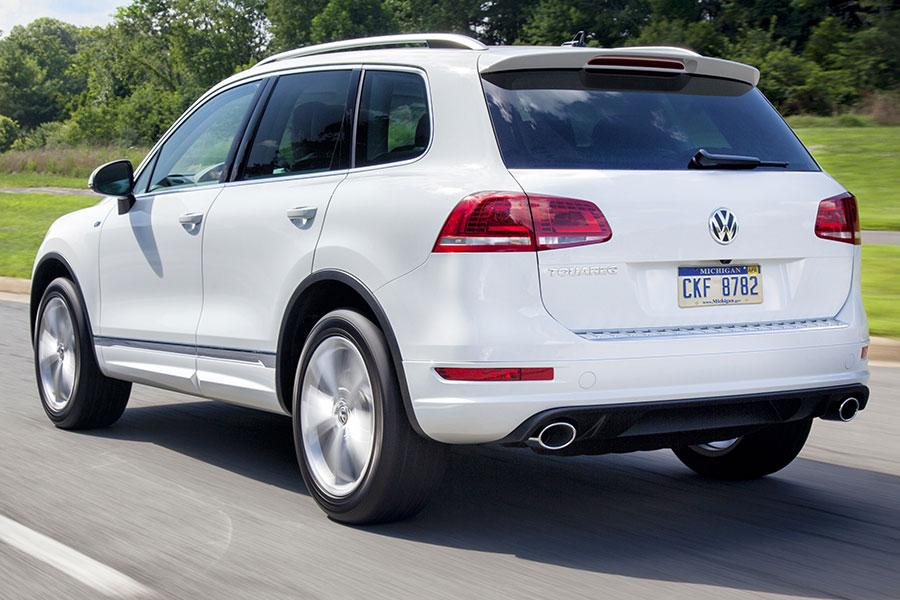 2014 Volkswagen Touareg Photo 5 of 21