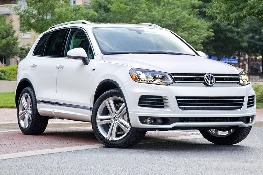 2014 Volkswagen Touareg Photo 1 of 21