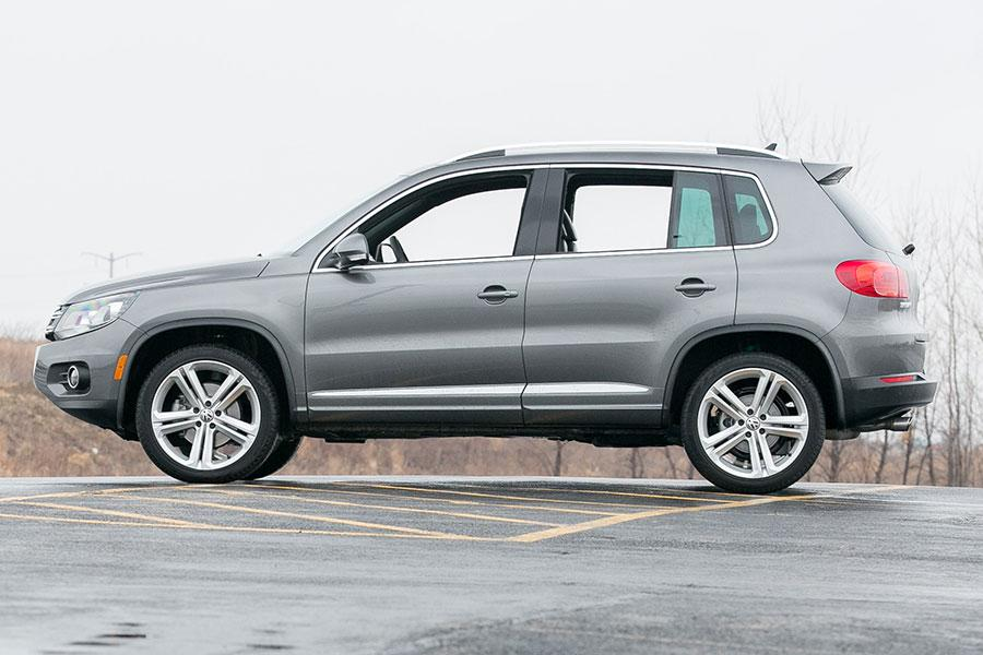 2014 Volkswagen Tiguan Reviews Specs And Prices Cars Com