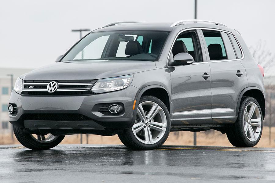 2014 volkswagen tiguan overview. Black Bedroom Furniture Sets. Home Design Ideas