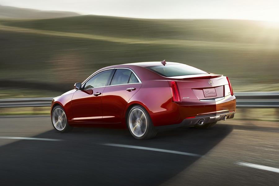 Ats Vs Cts >> 2014 Cadillac ATS Specs, Pictures, Trims, Colors || Cars.com