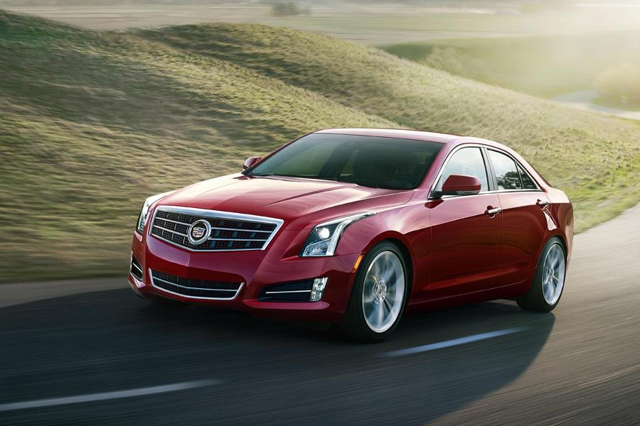 2014 Cadillac ATS Photo 1 of 8