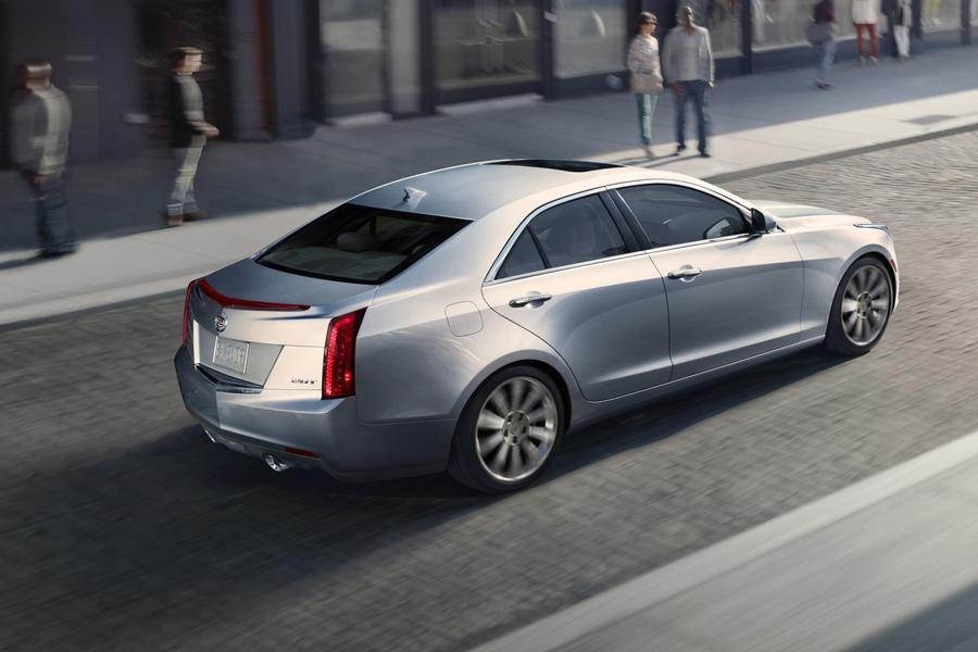 2014 Cadillac ATS Photo 2 of 8
