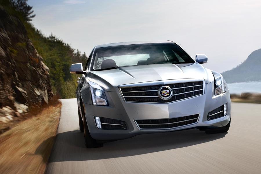2014 Cadillac ATS Photo 4 of 8
