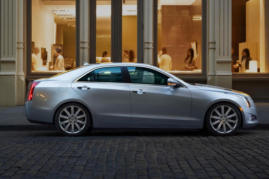 2014 Cadillac ATS Photo 5 of 8