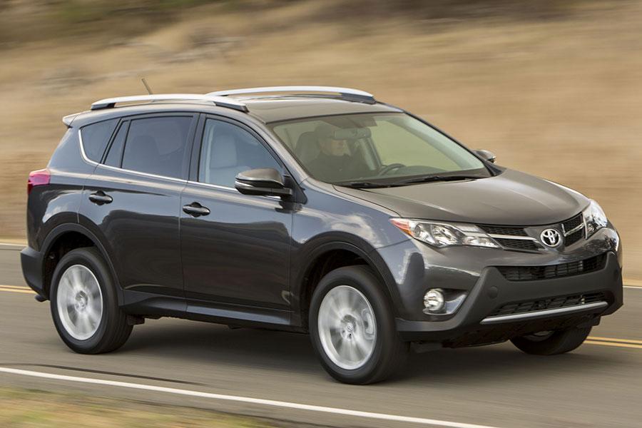 2014 Toyota Rav4 Reviews Specs And Prices Cars Com