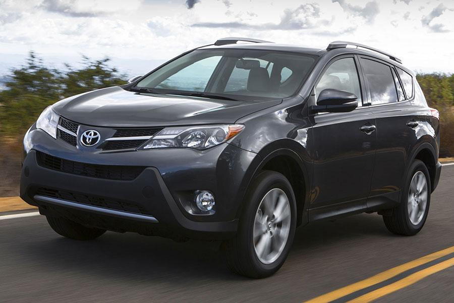 2014 toyota rav4 overview. Black Bedroom Furniture Sets. Home Design Ideas
