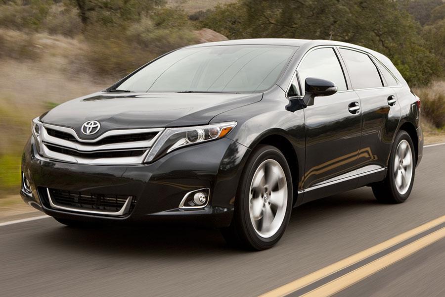 2014 Toyota Venza Photo 1 of 4