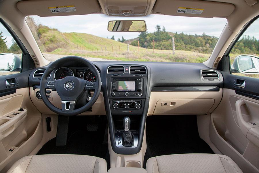 2014 Volkswagen Jetta SportWagen Overview | Cars.com