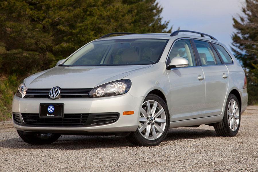 2014 Volkswagen Jetta SportWagen Photo 1 of 7