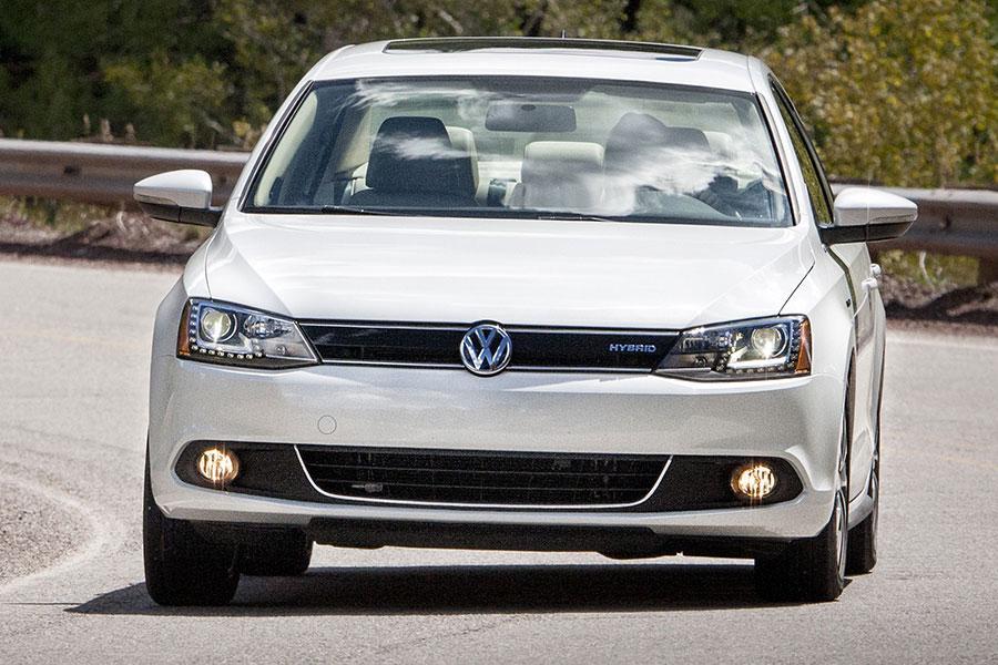 2014 Volkswagen Jetta Hybrid Photo 3 of 16