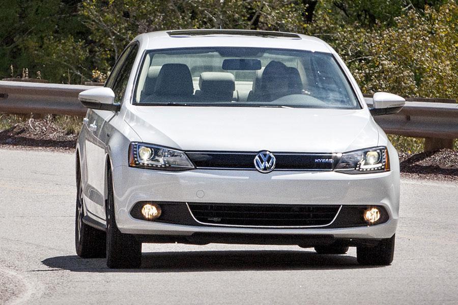 2014 Volkswagen Jetta Hybrid Photo 4 of 16