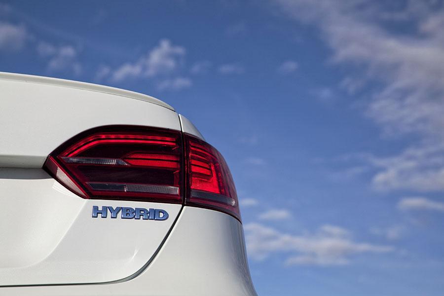 2014 Volkswagen Jetta Hybrid Photo 5 of 16