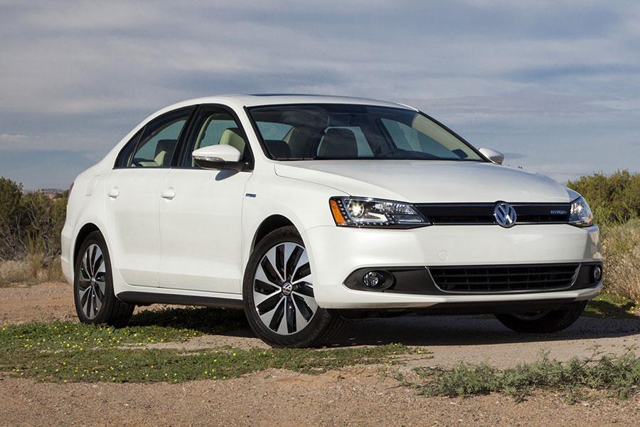 2014 Volkswagen Jetta Hybrid Photo 1 of 16