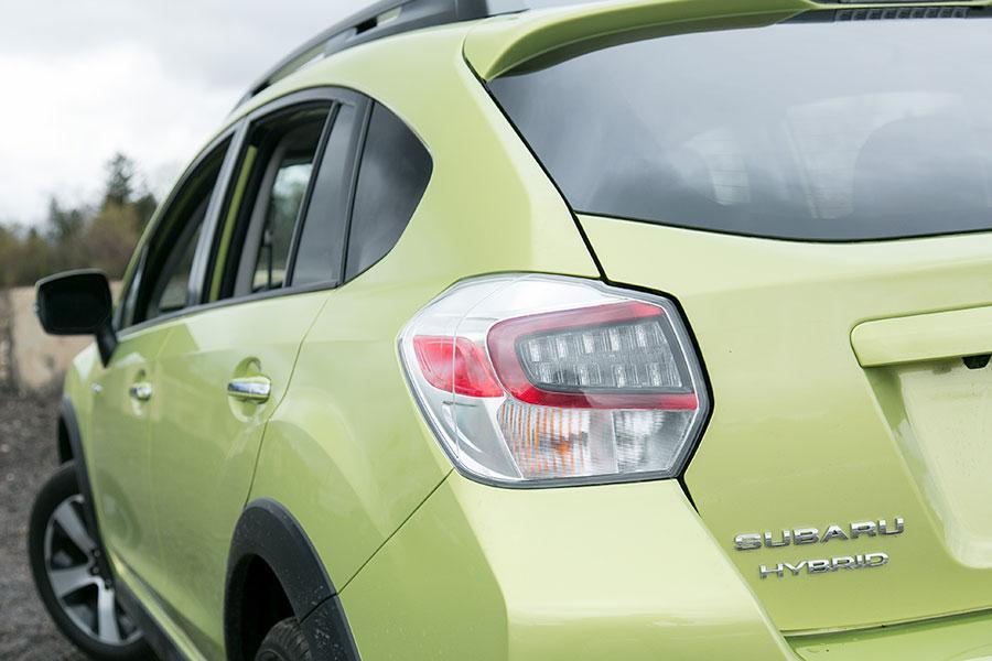 2014 Subaru XV Crosstrek Hybrid Photo 5 of 30