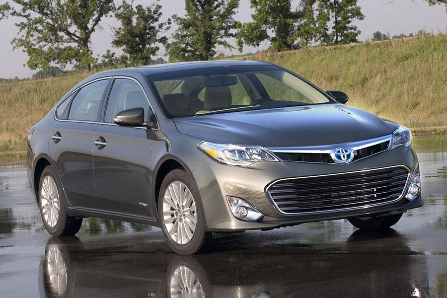 2014 Toyota Avalon Hybrid Photo 2 of 4