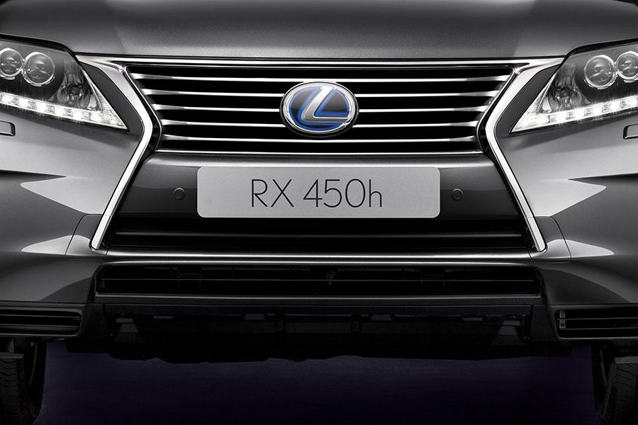 2015 Lexus RX 450h Photo 5 of 24