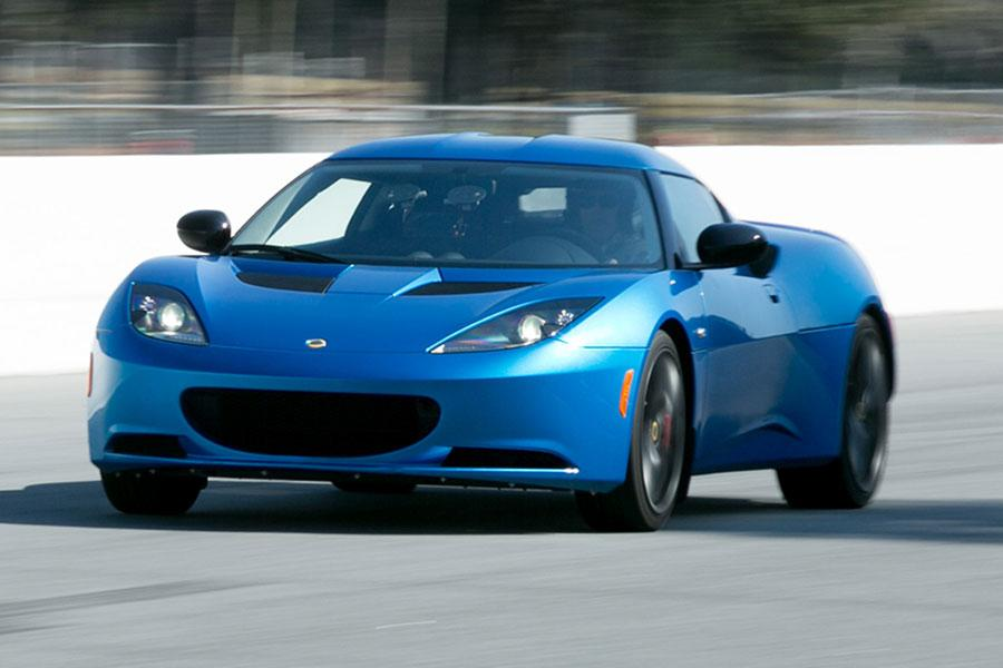 2013 Lotus Evora Photo 4 of 21