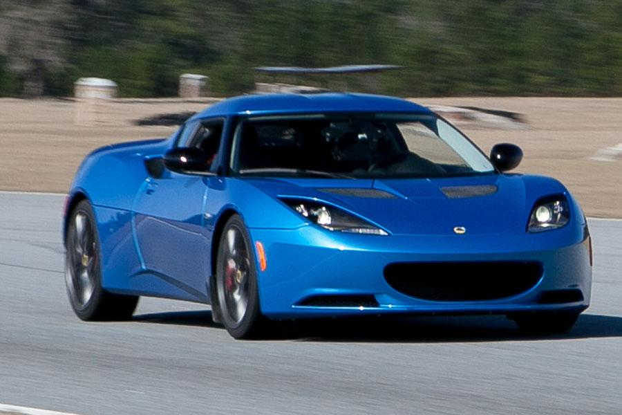 2013 Lotus Evora Photo 2 of 21