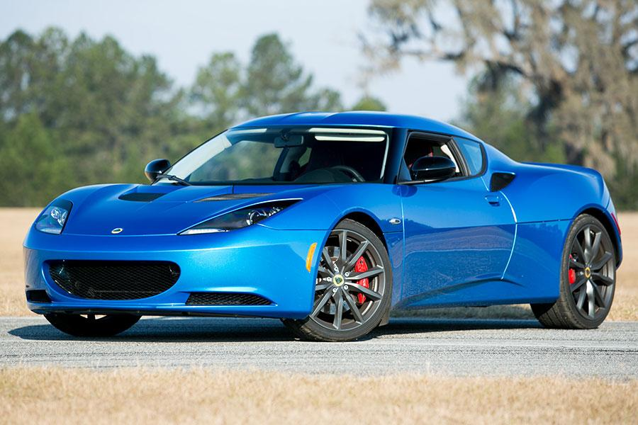 2013 Lotus Evora Photo 1 of 21