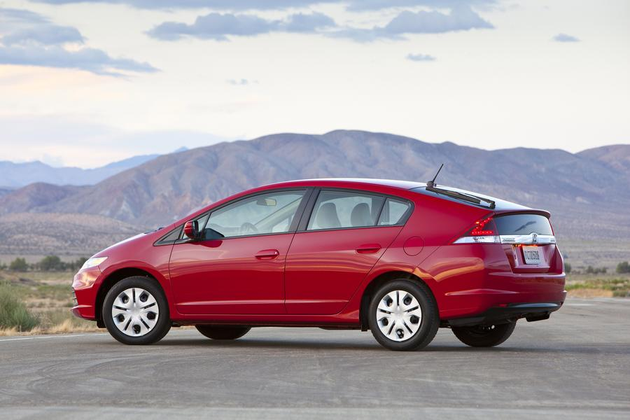 2014 Honda Insight Overview Cars Com